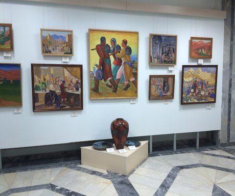 Savitsky Museum Nukus