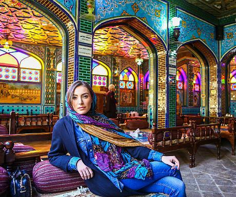 Naqsh-e Jahan, Esfahan