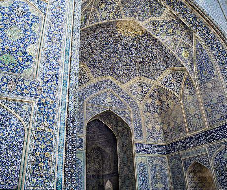 Jameh Mosque, Esfahan