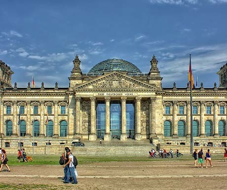 Berlin world's most exciting cities