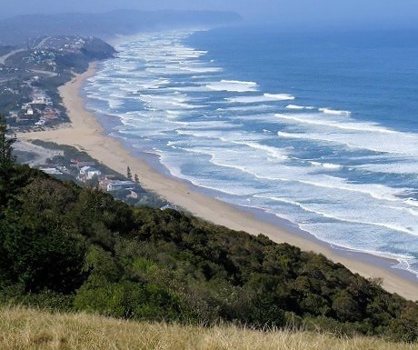 Garden Route, Wilderness, panoramic view