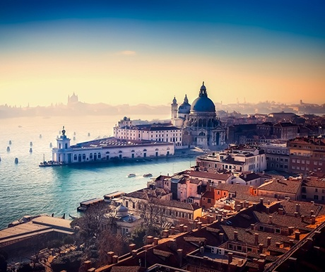Venice world's most exciting cities