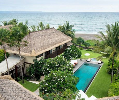 Villa Ambra Canggu ocean views