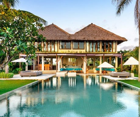 Villa Shalimar Estate in Bali
