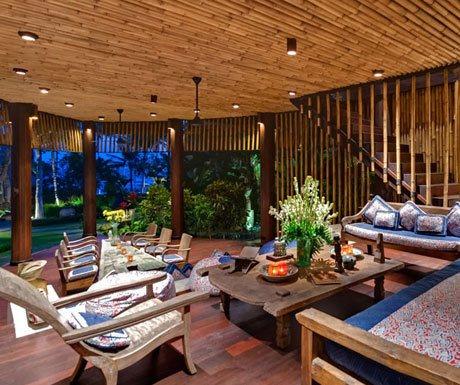 Villa Taman Ahimsa interior