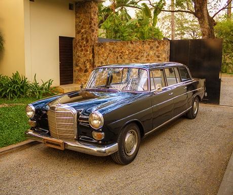 Amansara - Mercedes Benz