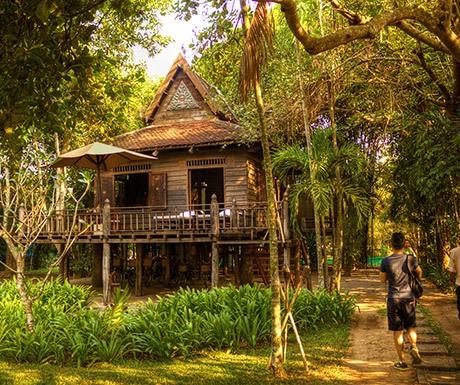 Amansara - Village-House