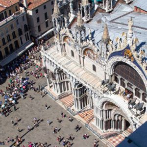 saint marks basilica, venice italy