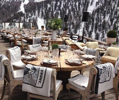 A Zermatt institution - Chez Vrony