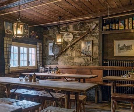 Mountain dining appeal - Findlerhof