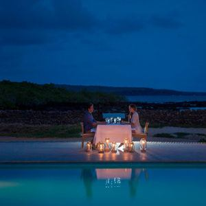 Take your honeymoon to the secluded shores of the Galapagos