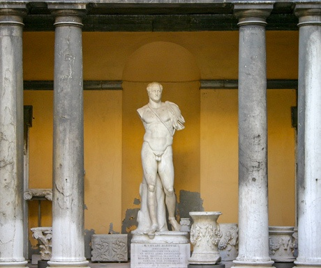 archeology museum in venice italy