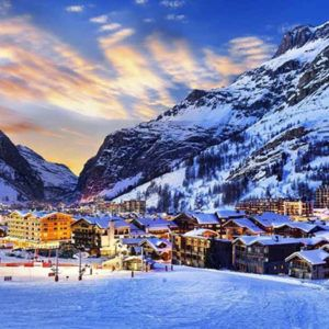 Valdisere a firm favourite for early skiing