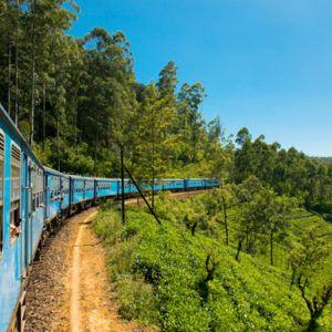 Asia's 10 most beautiful train journeys