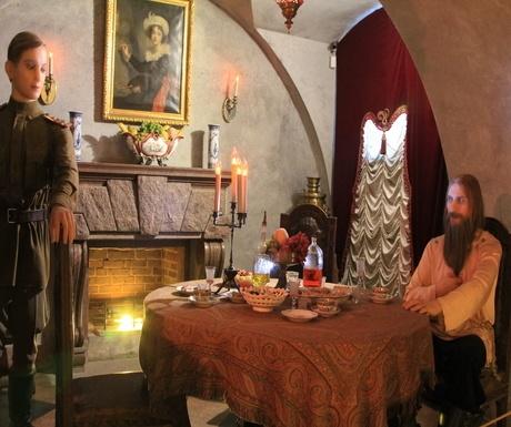 rasputin room yusupov palace