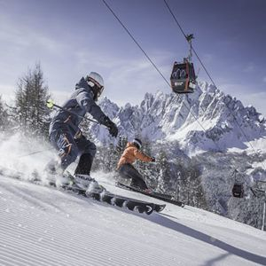 5 reasons to choose The Three Peaks for a Winter holiday in the Dolomites