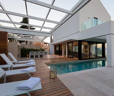 Brac luxury villa in Croatia reasonable price