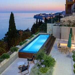 Dubrovnik luxury villa in Croatia reasonable price