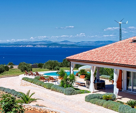 Hvar luxury villa in Croatia reasonable price