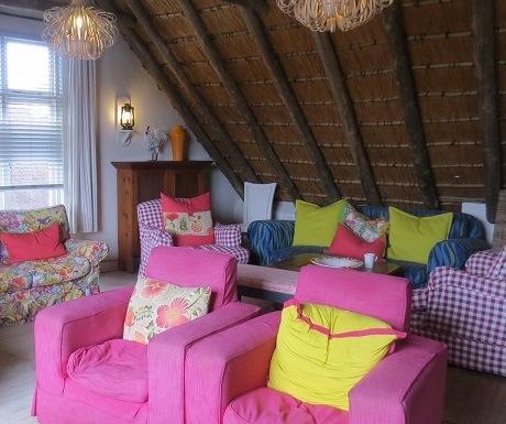 Southern Cape, Umngazi, lounge