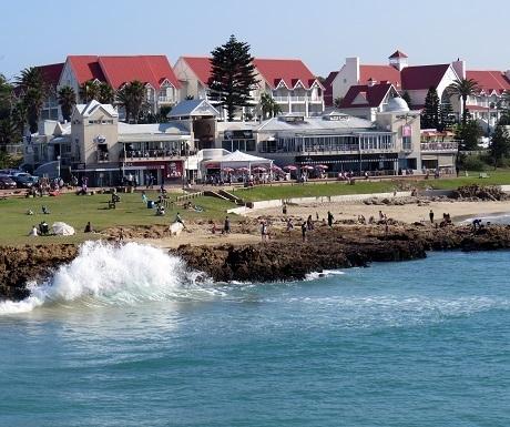 Southern Cape, PE, Boardwalk