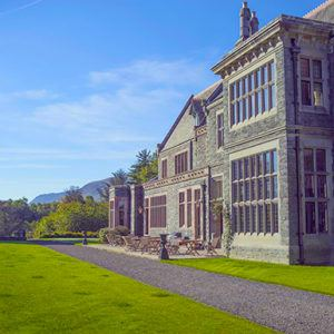 Tipsy history of Lake District country estates