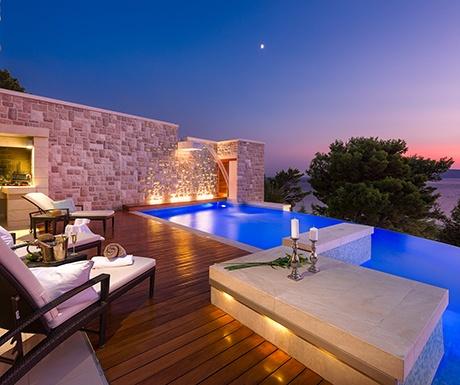 Makarska luxury villa in Croatia reasonable price