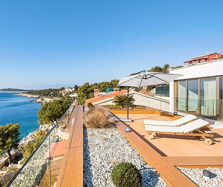 Primosten luxury villa in Croatia reasonable price