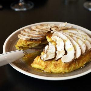 Recipe of the week: Tortilla con boletus