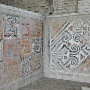 Walls at El Brujo
