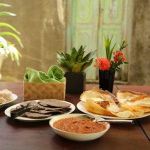 Now trending: the Sri Lankan breakfast hopper