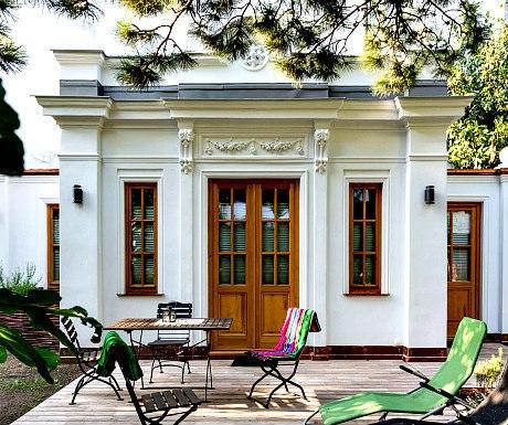Avoid Vienna Tourist Crowds: Schreiner's pavillon