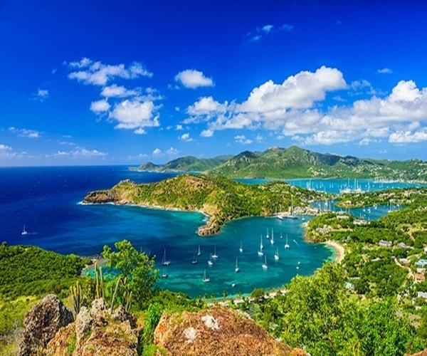 Sea viewpoint Antigua