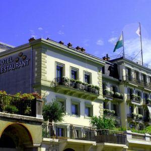 Top 5 luxury resorts for a romantic honeymoon in Switzerland