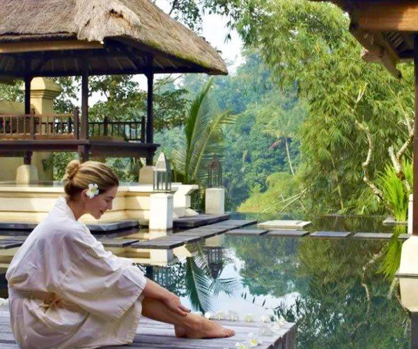 The spa at Royal Kirana