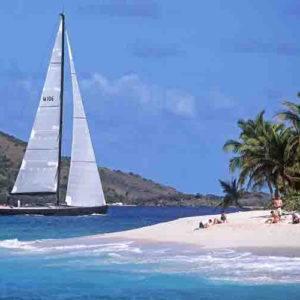Top 5 yacht charter honeymoon destinations