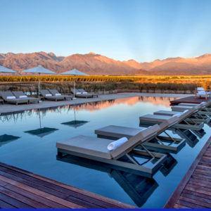 Top 5 luxury wine lodges in Argentina