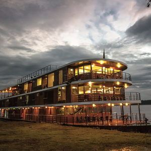 Experience an Amazon riverboat cruise