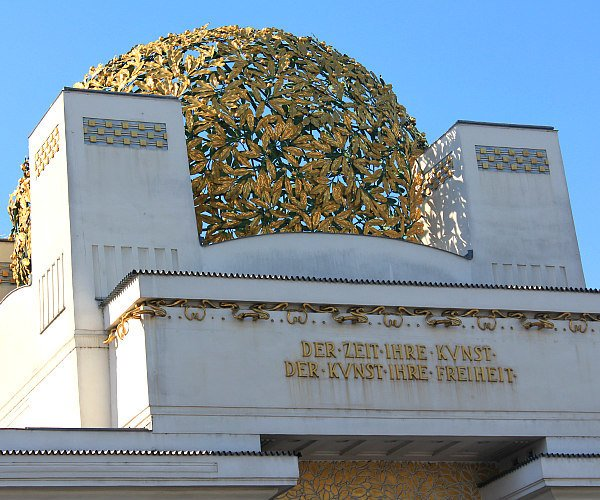 Viennese Modernism Highlights: Wiener Secession