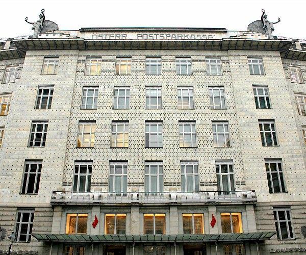 Viennese Modernism Highlights: Otto Wagner's Postsparkasse
