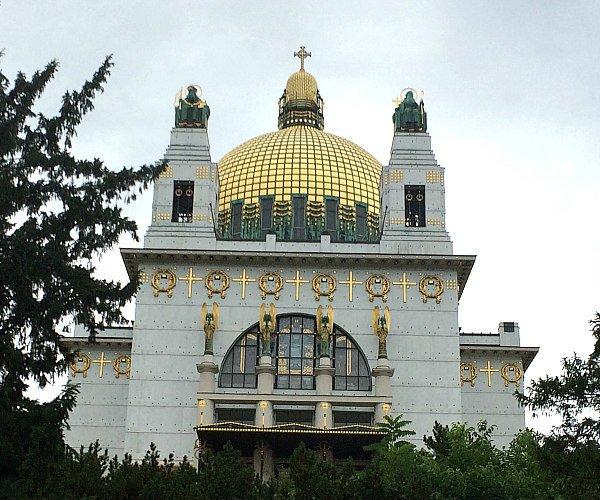 Viennese Modernism Highlights: church at Steinhof