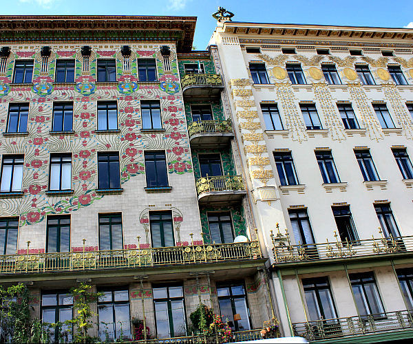 Viennese Modernism Highlights: Otto Wagner Houses
