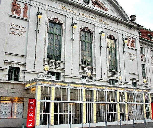 Viennese Modernism Highlights: Wiener Konzerthaus