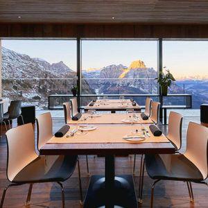 Europe's 5 best gourmet restaurants for après-ski dining