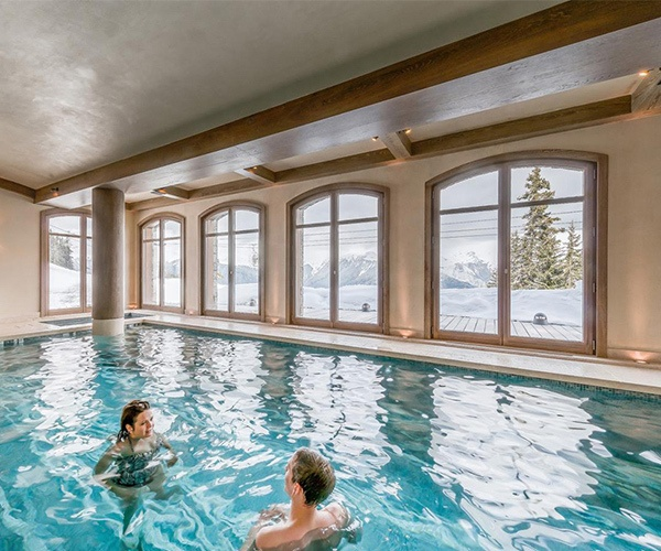 Shemshak Lodge, Courchevel