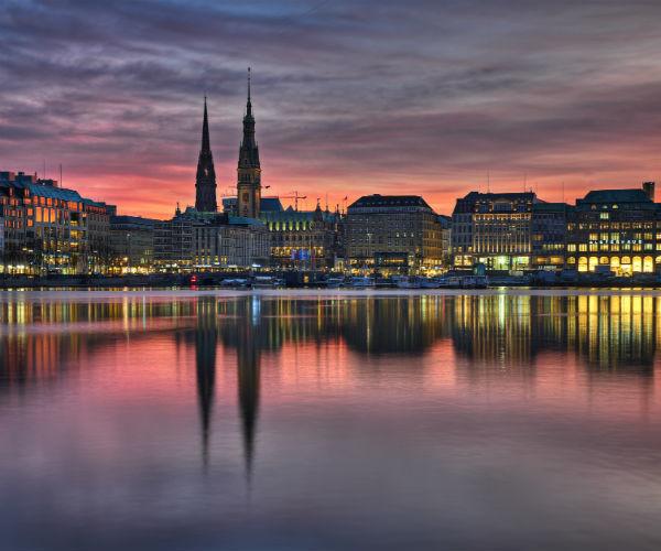Hamburg Cruises