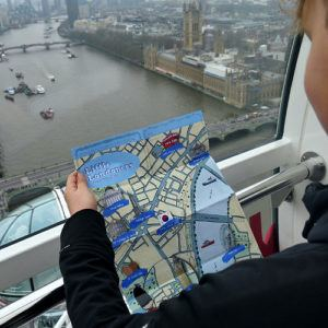 Family fun on a Little Londoners package