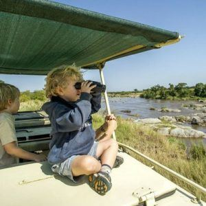 On safari in 9 private houses: the perfect family trip