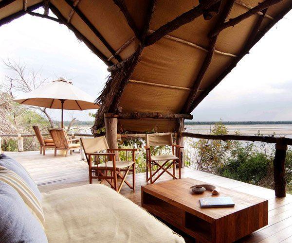 Sand Rivers Lodge Tanzania