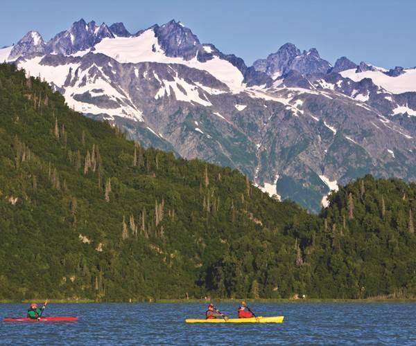 Ultima Thule Lodge,Alaska